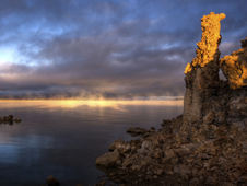 Image of Mono Lake Research area