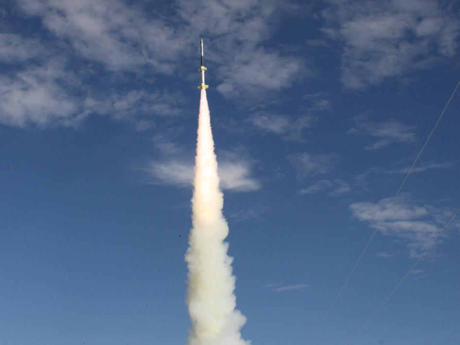 Phaeton Group's Rocket Launches From New Mexico