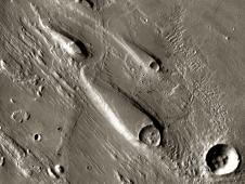 Mars Odyssey All Stars - Ares Vallis