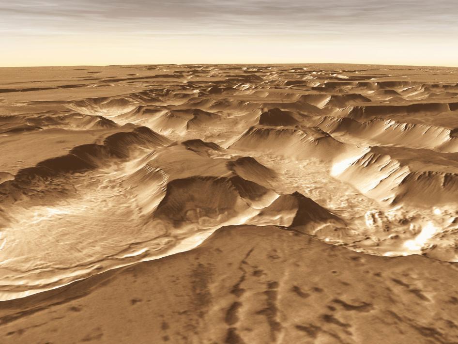 Mars Odyssey All Stars - Noctis Vista