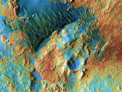 Mars Odyssey All Stars - Arabia Dunes