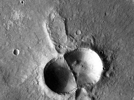 Mars Odyssey All Stars - Dual Crater