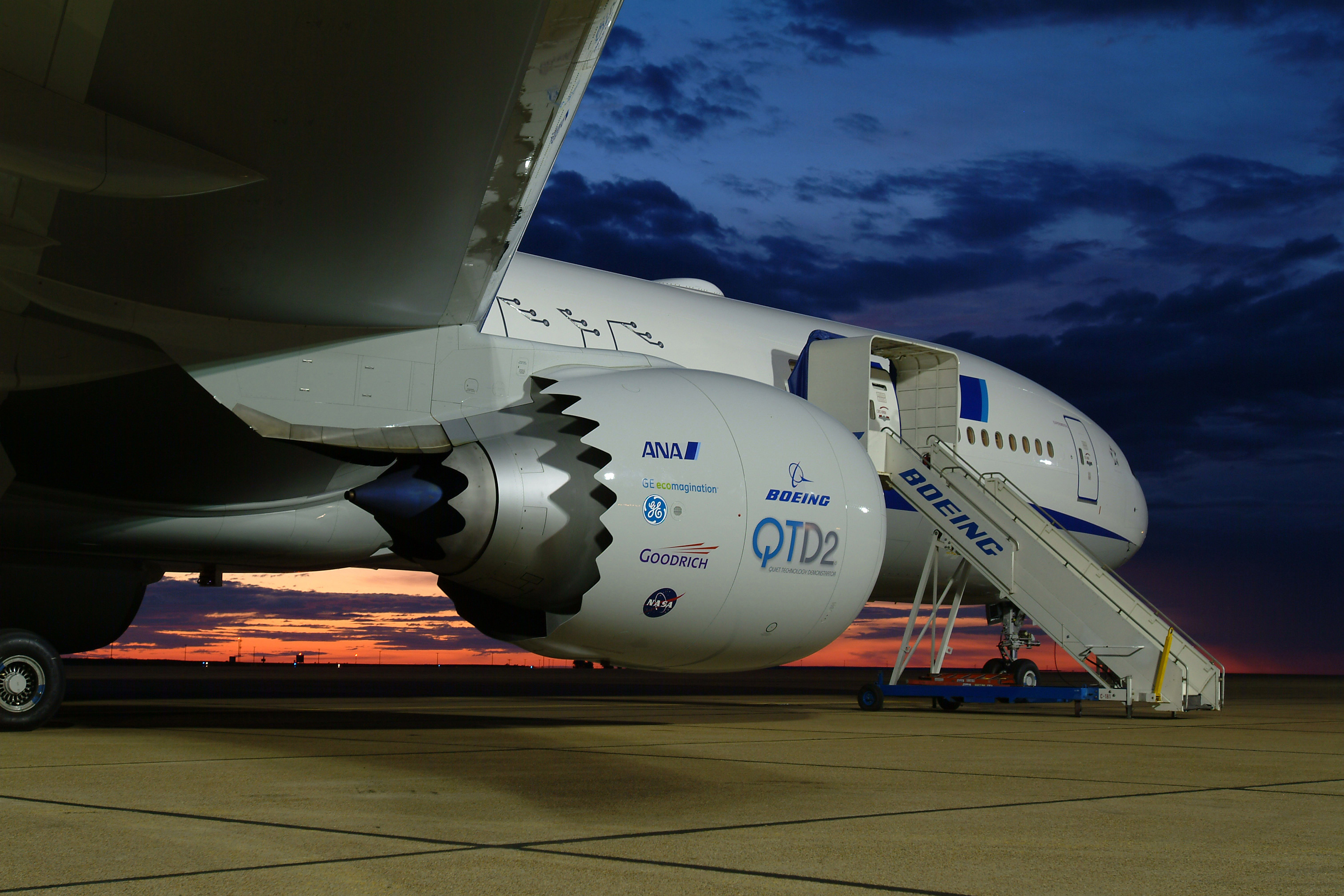 Jet engine research paper