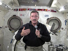 Expedition 30 Commander Dan Burbank