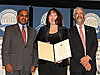 Subra Suresh, Kareen Borders and Dr. John Holdren