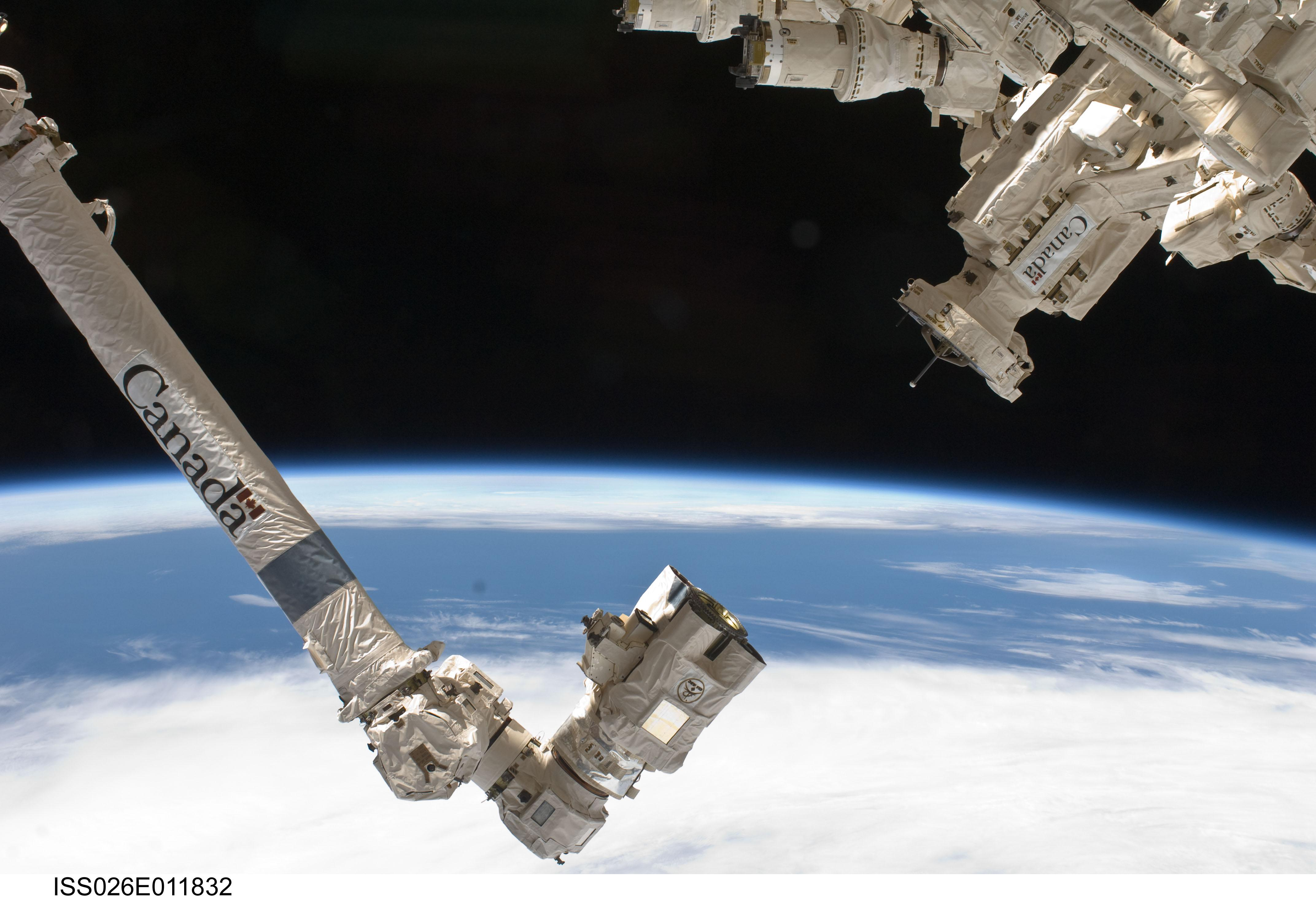 nasa space station robot - photo #26