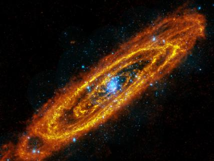 Andromeda's Once and Future Stars