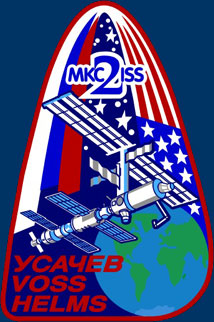 Expedition 2 insignia