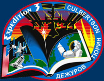 Expedition 3 insignia