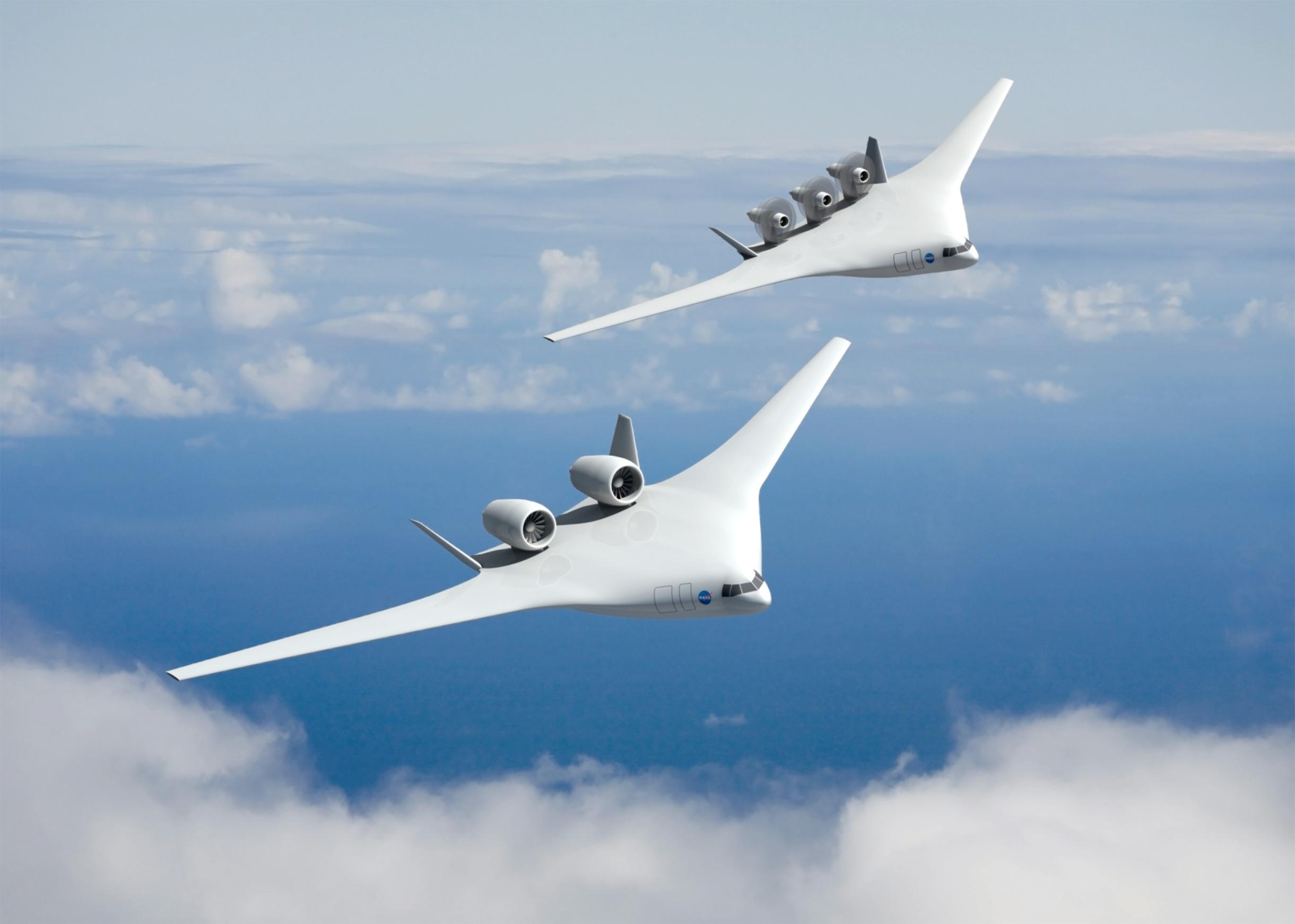 2025 Aircraft (Credit: NASA/Boeing)