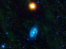 Messier 82 and Messier 81