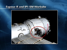 Expose-R and IPI-SM worksite