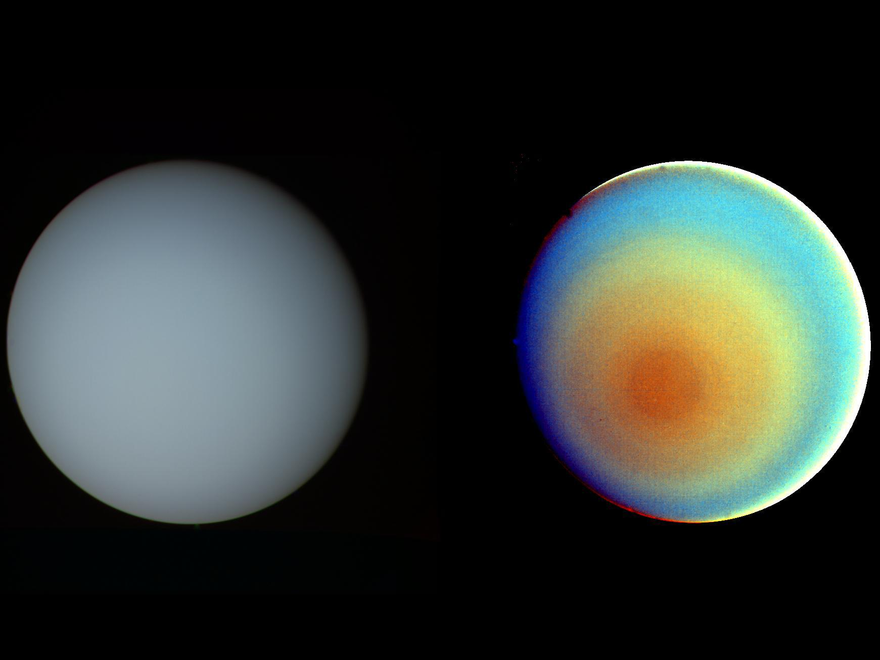 what color is uranus the planet - photo #26