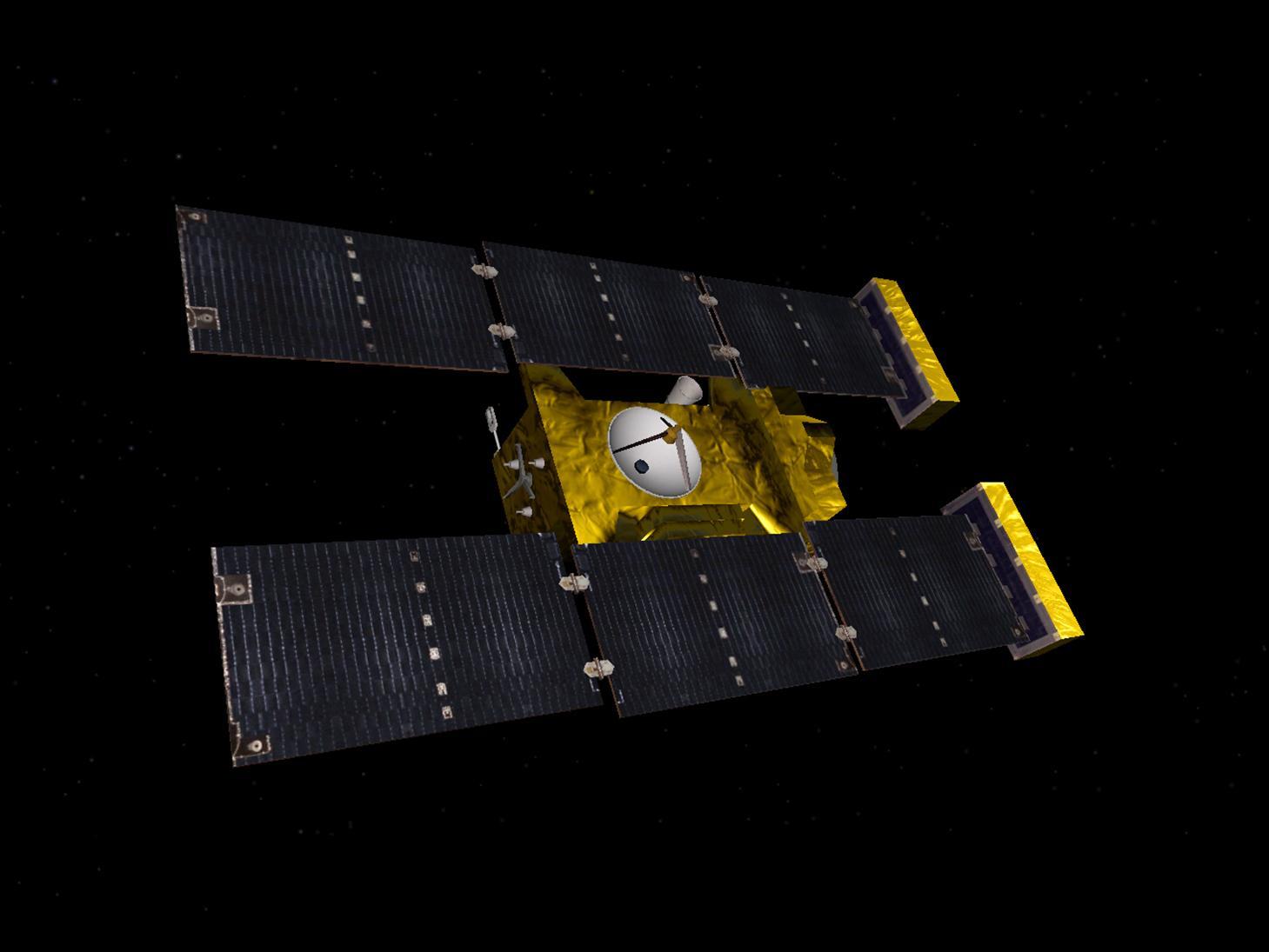 NASA - Stardust-NExT