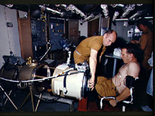 Skylab medical altitude test experiment