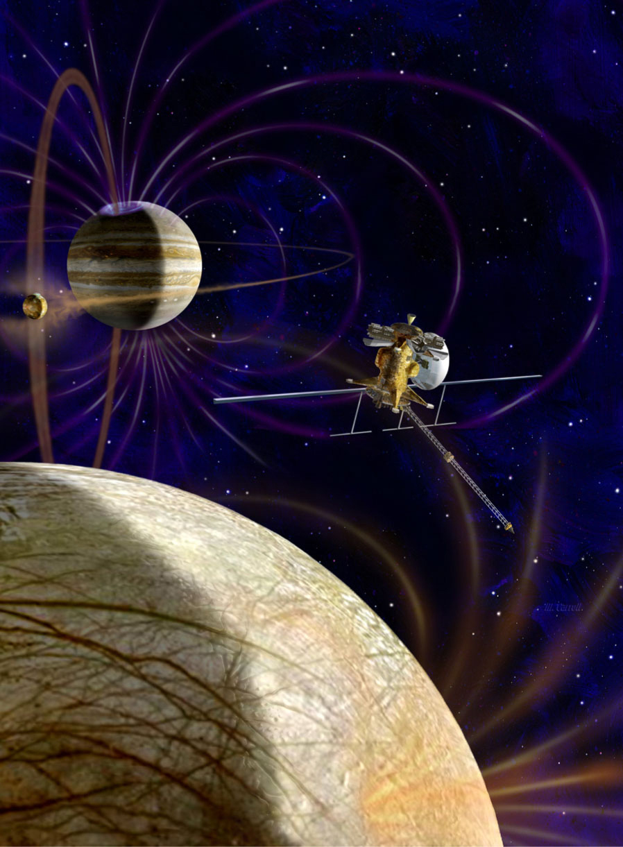 NASA - Proposed Mission to Jupiter System Achieves Milestone