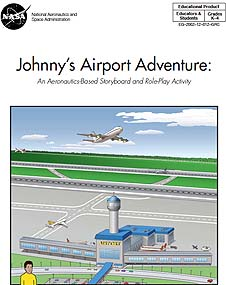 Cover of Johnny's Airport Adventure Educator Guide