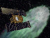 NASA's Stardust-NExT mission team marked the spacecraft's 12th year in space by performing a flight path correction maneuver.