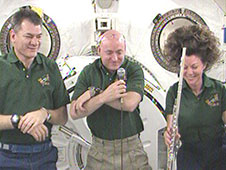Expedition 26 crew members