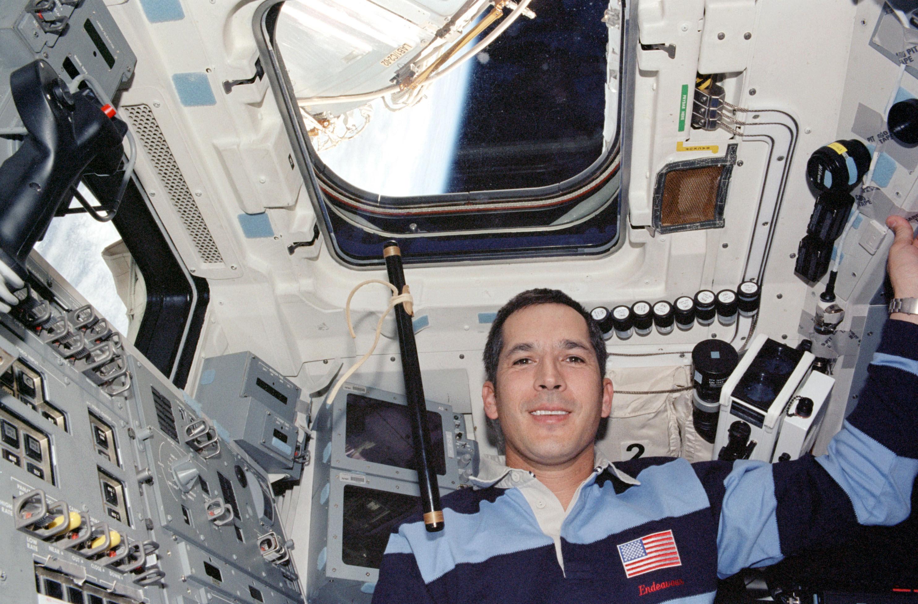 Image Gallery john herrington astronaut