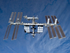 S131-E-011053 -- International Space Station
