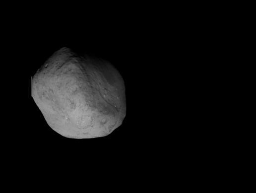Stardust survolle la comète Tempel 1 516985main_n30037te01_516-387