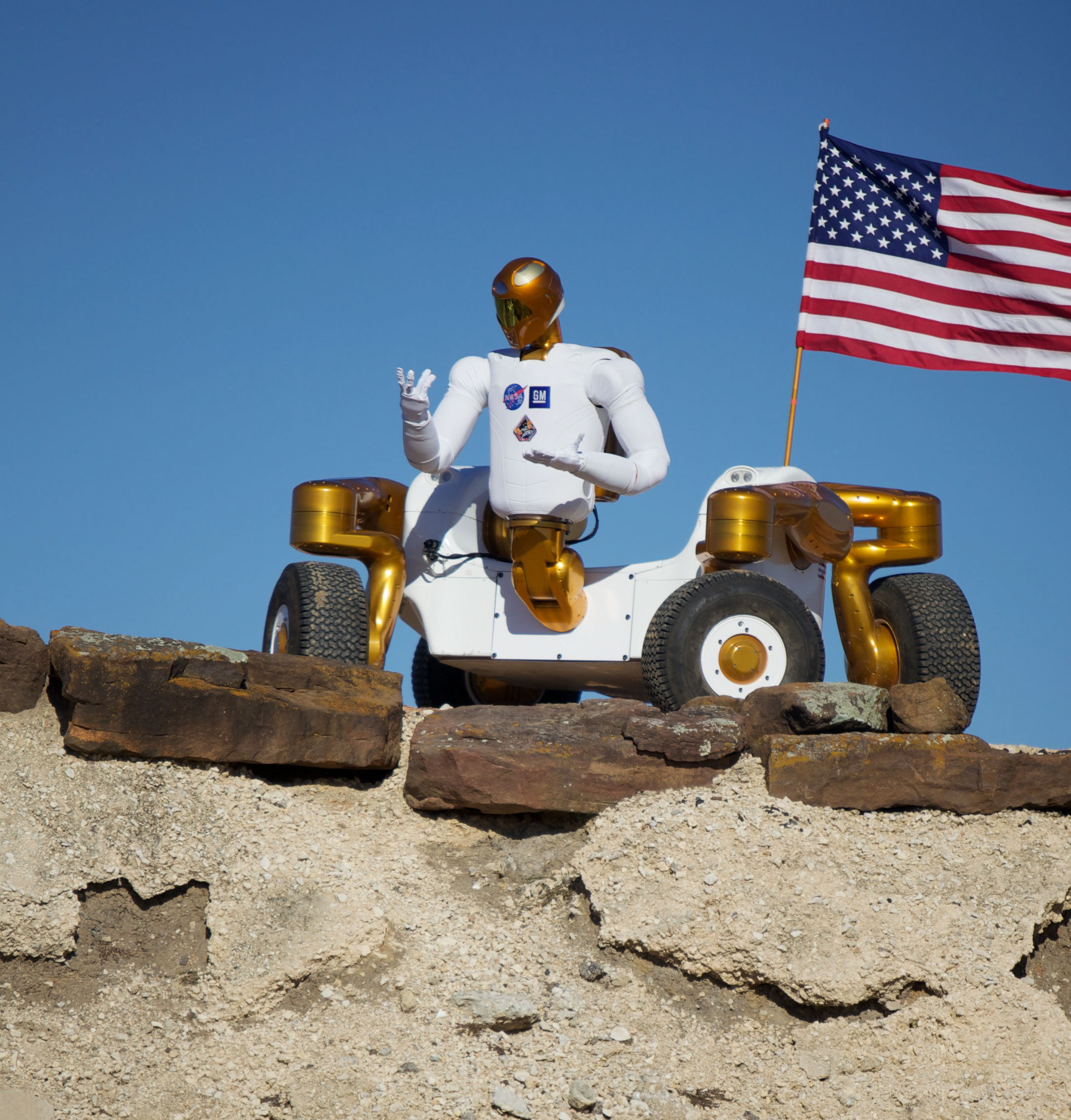 Robonaut 2, the Next Generation Dexterous Robot | NASA