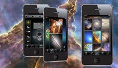 Hubblesite Screenshot