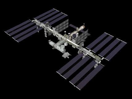ISS (High Res) | NASA