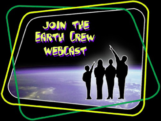 Earth Crew logo.