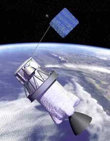 tethered spacecraft