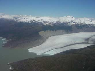 Lucia Glacier, Southern Patagonia Icefield
