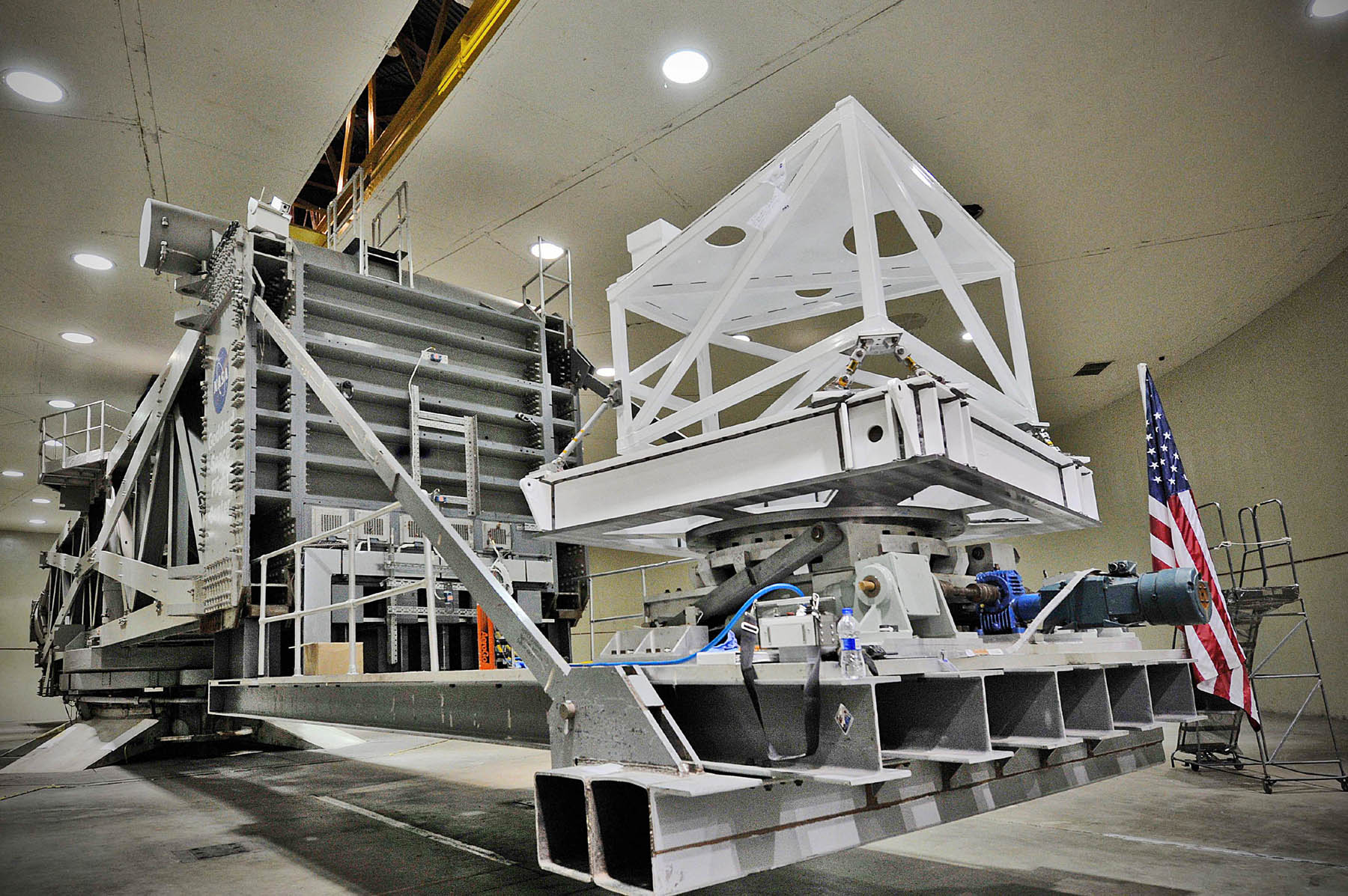 JWST's Chassis Gets Taken Out For A Spin