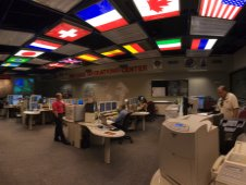 Payload Operations Center for International Space Station