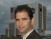 NASA engineer Felix A. Soto Toro