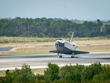 STS-133 Flight Day 14 Gallery