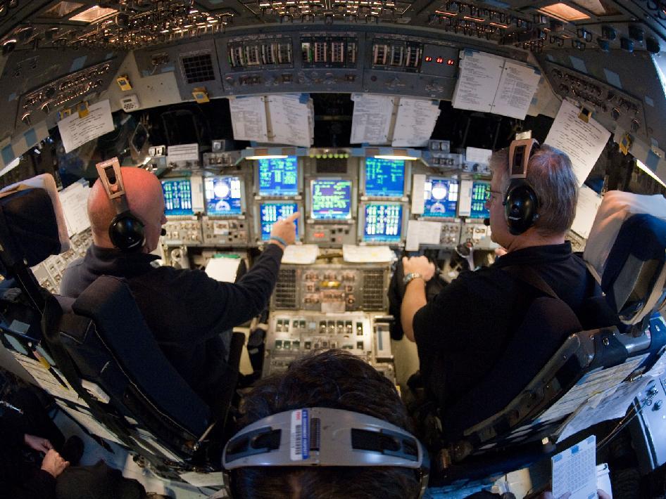 NASA - The Flight Deck