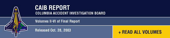 space shuttle columbia accident investigation report - photo #8