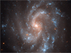 Hubble view of galaxy NGC 5584