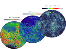 datasets show lunar farside topology, slope and roughness