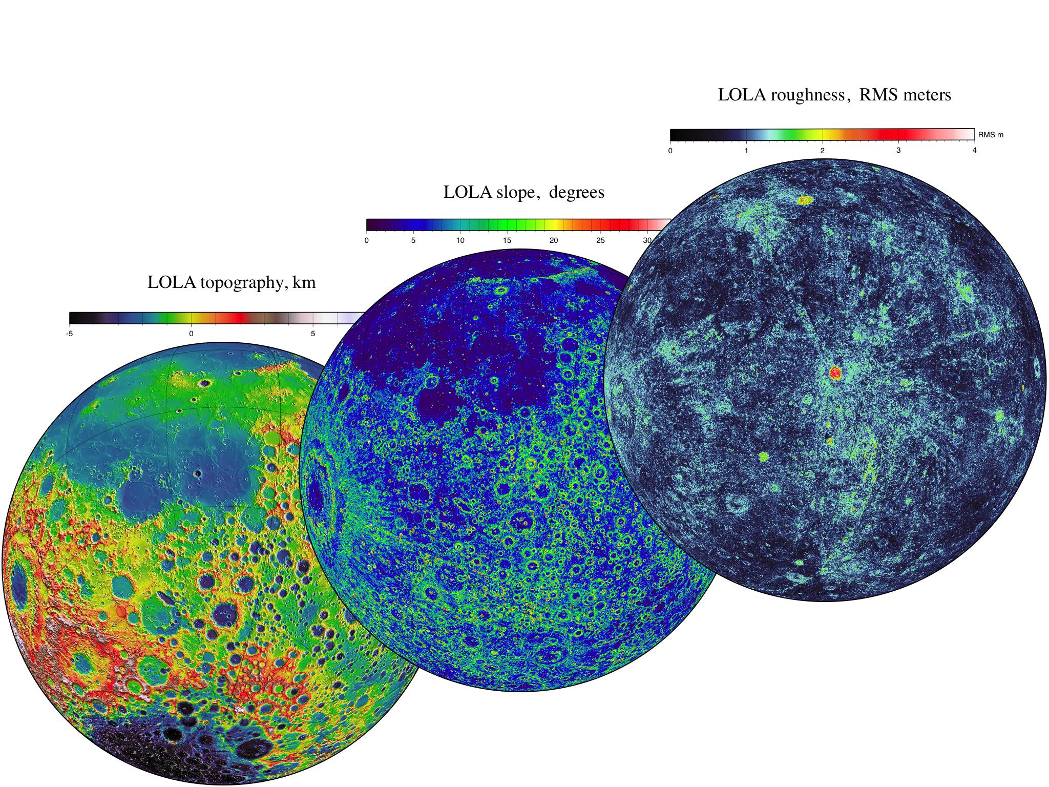 NASA  NASA Lunar Reconnaissance Orbiter Delivers Treasure Trove