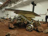 Prototype for a Mars Exploration Rover