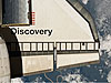 Space shuttle Discovery in orbit
