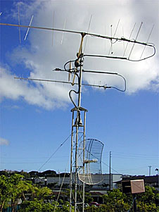 A large antenna