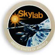 The Skylab Program emblem