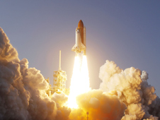 Final launch of Discovery on the STS-133 mission