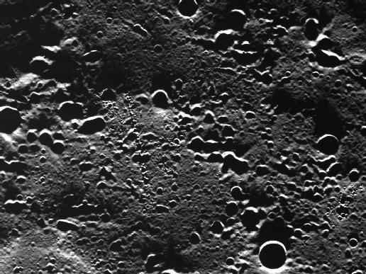 Merkurs nordpol