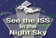 See the ISS in the Night Sky