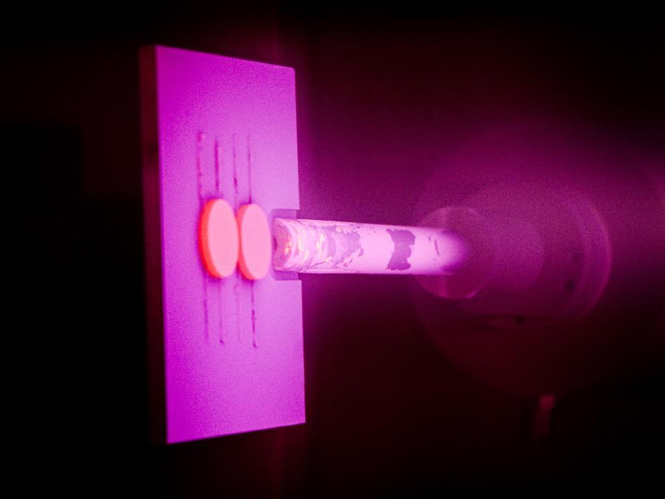 Inside the Plasma Spray – Physical Vapor Deposition