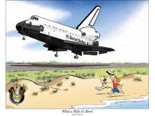 Shuttle retirement